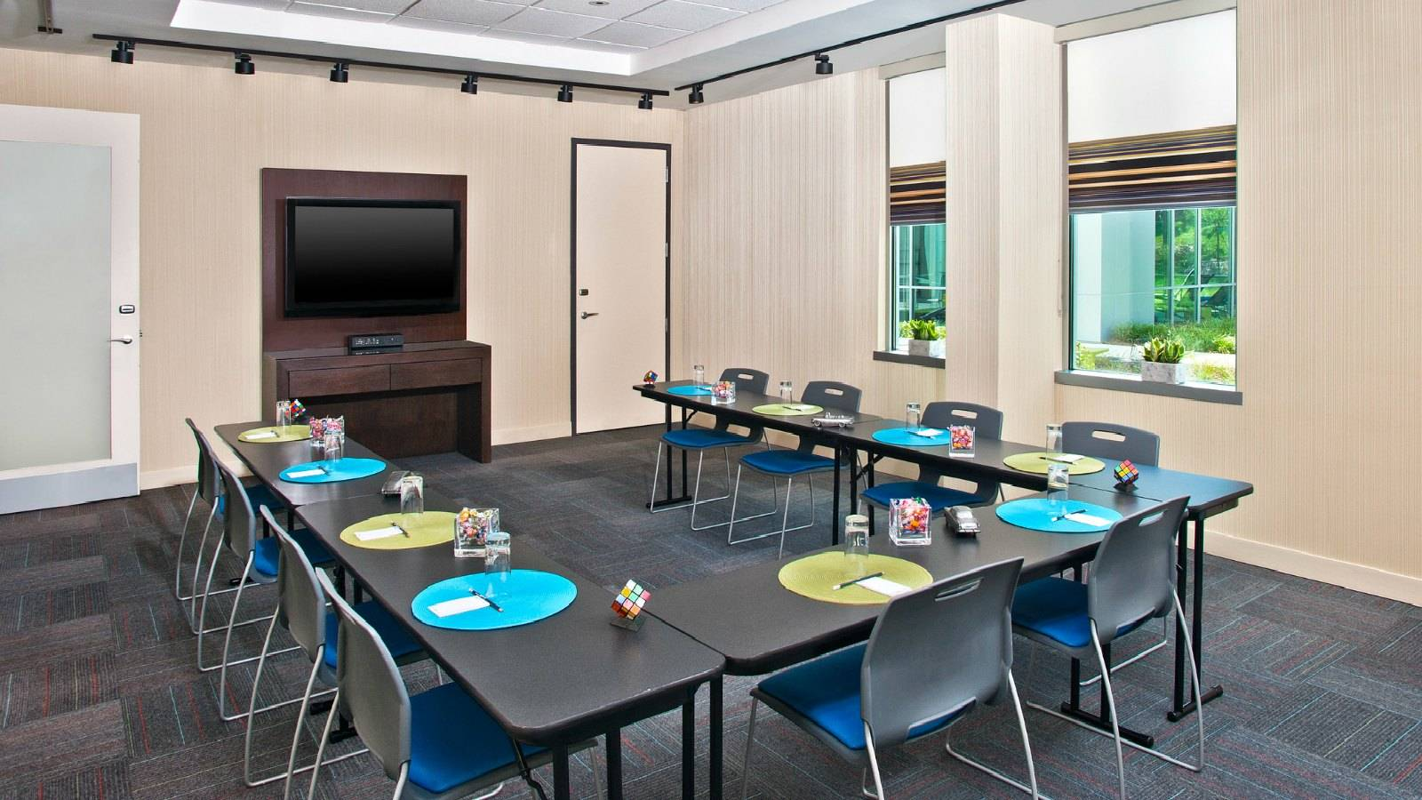 Charlotte Meeting Rooms - Tactic Meeting Room