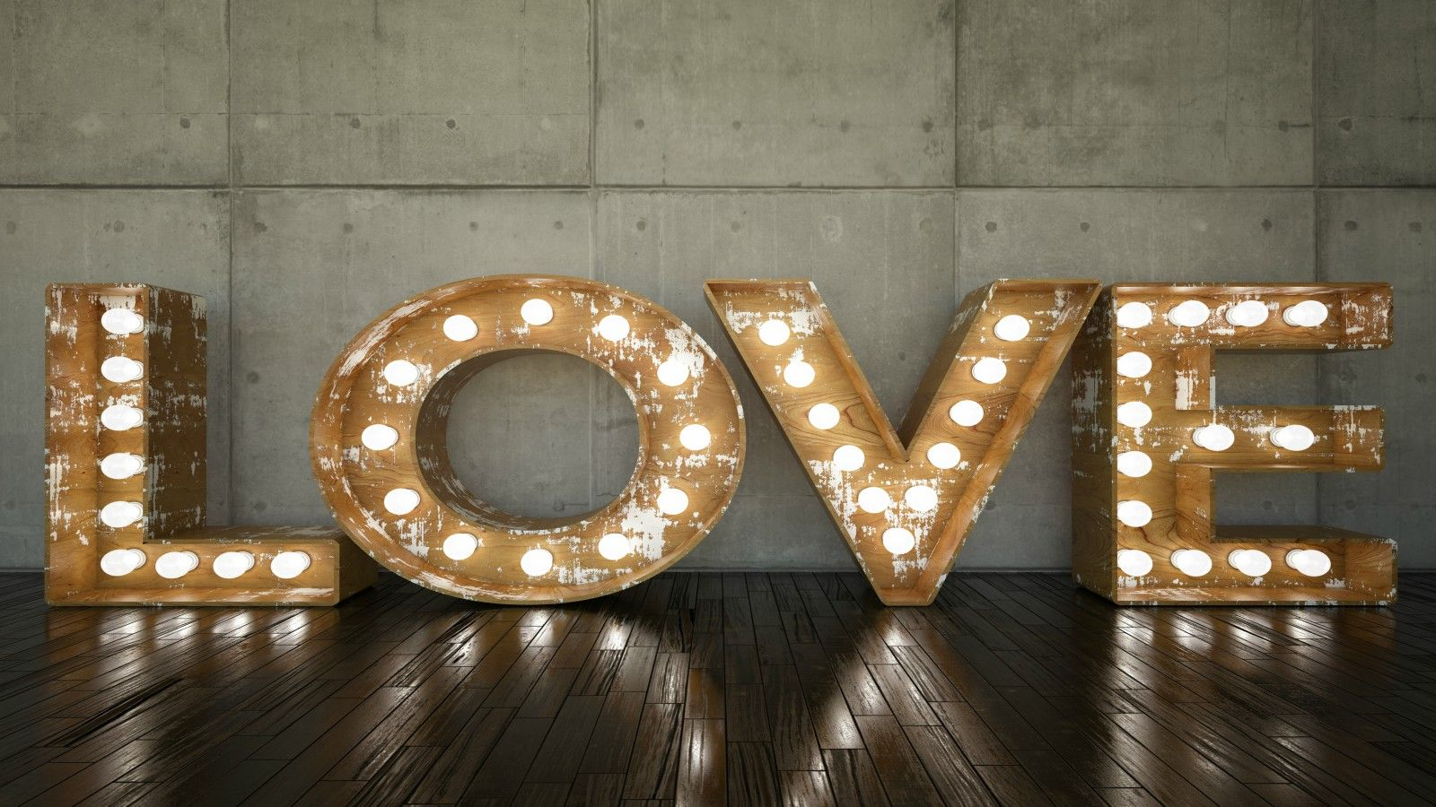 Charlotte Weddings - Love Sign